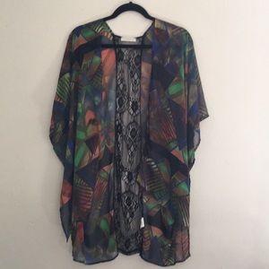 Lush Kimono